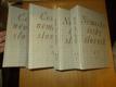 Německo český slovník 4 svazky