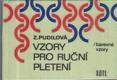 Vzory pro ruční pletení- barevné vzdory