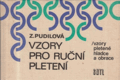 Vzory pro ruční pletení-vzory pletené hladce a obrace