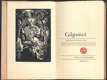 GILGAMEŠ - STAROBABYLONSKÝ EPOS. - 1944. Edice Atlantis. - 9022109833