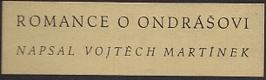 Romance o Ondrášovi