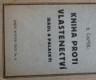 Kniha proti vlastenectví