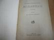 Mirabeau. Román