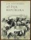 Ať žije republika ( já a Julina a konec velké války )