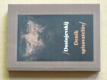Deník spisovatelův za rok 1880-81 (Votobia 1996)