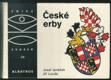 ČESKÉ ERBY, EDICE OKO SV. 34