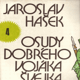 LP Osudy dobrého vojáka Švejka 4. / Jaroslav Hašek, 1978