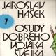 LP Osudy dobrého vojáka Švejka 7. / Jaroslav Hašek, 1981