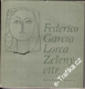 Zelený vítr / Federico Garcia Lorca, 1969