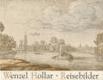 Wenzel Hollar (Reisebilder)