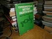 Experimentálne metódy identifikácie (slovensky)