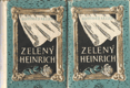 Zelený Heinrich I. - II. (v dvoch knihách)