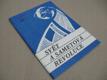 SVĚT A SAMETOVÁ REVOLUCE 1990 ČTK