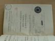 Nerostné suroviny, jich úprava a zpracování (1929)