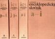 Ilustrovaný encyklopedický slovník I -III.