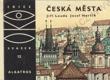 Česká města (edice OKO sv. 12)