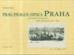 Prag-Prague-Praha Historické pohlednice