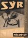 Sýr, tvaroh, předpisy sýrových a tvarohových jídel, 1959