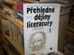 Přehledné dějiny literatury I.