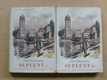 Suplent I. - IV. (Vilímek 1941) 4 knihy