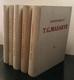 T. G. Masaryk I. - IV. (pět svazků)