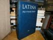 Latina pro vysoké školy
