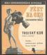 Ježek - PĚST NA OKO ANEBO CEASEROVO FINALE. - 1938. Osvobozené divadlo. - 9629672073