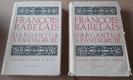 Francois Rabelais: Gargantua a Pantagruel I.+ II.