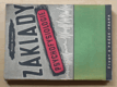 Základy psychofysiologie (1949)