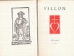 Prokletí básníci sv. 1 - Villon
