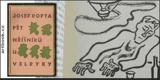 Čapek - KOPTA; JOSEF: PĚT HŘÍŠNÍKŮ U VELRYBY. - 1930. 4. vyd. Obálka (barevné lino) a čb. ilustrace JOSEF ČAPEK. /jc/ - 8406291337