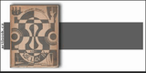 Kroha - DVOŘÁK; ARNOŠT: KRÁL VÁCLAV IV. - 1922. obálka arch. JIŘÍ KROHA. - 8406202569