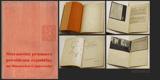 BENEŠ - Slavnostní promoce presidenta republiky Dra Edvarda Beneše - 1937. Masarykova universita. Obálka; frontispis (portrét E.B.) a grafická úprava ED. MILÉN. /podpis/ - 8405960585