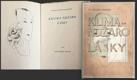 Šíma - ŠTORCH-MARIEN; OTAKAR: KILIMA NDŽARO LÁSKY. - 1928. Obálka a ilustrace JOSEF ŠÍMA. - 8405743177
