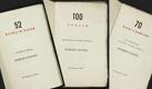 Nezval Vítězslav. Tři knihy básní věčného studenta Roberta Davida. - 1936; 1937; 1938. 1. vyd. Tři svazky; obálky FR. MUZIKA. - 8405655049