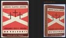 JEROME; KLAPKA JEROME: VŠECHNY CESTY VEDOU NA KALVARII. - 1927. Obálka (lino) JOSEF ČAPEK. /jc/ - 8405640905