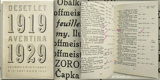 DESET LET AVENTINA. 1919 - 1929. - 1929. Seznam knih vydaný k 15. září roku 1929. Bibliografie. - 8405469705