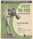 Ježek - PĚST NA OKO ANEBO CEASEROVO FINALE. - 1938. Osvobozené divadlo. Hudba JEŽEK. Slova Voskovec a Werich. /w/ - 8405316169