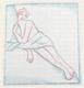 TOMAN; KAREL: MĚSÍCE. 1914-1918. - 1918. Ilustrace (lito) ZDENĚK KRATOCHVÍL. Edice Zlatokvět sv. 9. - 8406396105