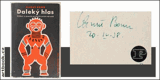 BONN; HANUŠ: DALEKÝ HLAS. - 1938. Poesie primitivních národů. Obálka a JAROSLAV ŠVÁB. /sv/ - 8406306825