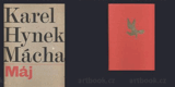MÁCHA; KAREL HYNEK: MÁJ. - 1980. ILustrace K. SVOLINSKÝ; typografie OLDŘICH HLAVSA. /Mácha/ - 8406115721