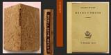 Brunner - WILDE; OSCAR: BÁSNĚ V PROSE. - 1919. Knihy pro bibliofily. Vyzdobil V.H. BRUNNER. - 8405861897