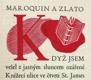 GARDNER; BRUCE R. C.: MAROQUIN A ZLATO. - 1933. Jaroslav Picka. Dřevoryty A. BURKA. Čtení pro bibliofily; sv. 28. - 8405280841