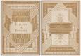 NERUDA; JAN: BALLADY A ROMANCE. - 1920. 10 sign. leptů A. J. ALEX. /Balady a romance/ - 8404877705