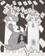 FEDIN; KONSTANTIN: NAROVČATSKÁ KRONIKA A JINÉ POVÍDKY. - 1928. Družstevní práce. Obálka a ilustrace ZDENEK KRATOCHVÍL. - 8404804681