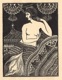 Kobliha - RAŠÍN; JAROMÍR: KLEOPATRA. - 1928. F. KOBLIHA (úprava a dřevoryt na frontispice) - 8404203849