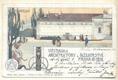 VÝSTAVA ARCHITEKTŮRY A INŽENÝRSTVÍ. PRAHA 1898. - 1898. Pohlednice. Dopisnice. Místopis Čechy. Dlouhá adresa. Korespondenční lístek. /Pragensie/ - 8405392137