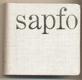 SAPFO: Z PÍSNÍ LÁSKY. - 1968. Ilustrace ZDENĚK CHOTĚNOVSKÝ. /poesie/Miniature edition/t/ - 8406041225