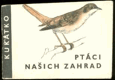 Kukátko - Ptáci našich zahrad