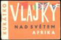 Kukátko - Vlajky nad světem - Afrika